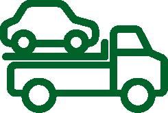 Recogida de vehículos